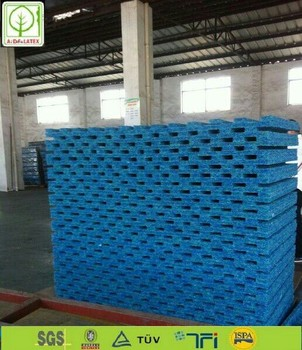 Japanese biological filter mat for fish pond environmental for Pond filter mat