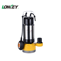 Centrifugal submersible swimming pool fountain garden drain water pump