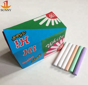 Chinese chalk manufacture blackboard chalk wholesale factory price