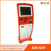 Barcode Reader Integrated Restaurant Self Bill Payment Kiosk / Network Electronic Payment Machine