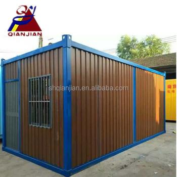 Zee Container Module Huis Voor Staal Building Kits Buy Container