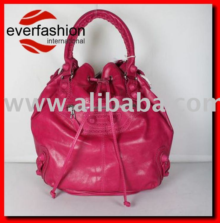 2010 fashion lady drawstring handbag EV-787