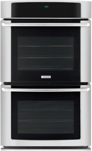 """Electrolux EW30EW65GSWave-Touch 30"""" Stainless Steel Electric Double Wall Oven - Convection"""