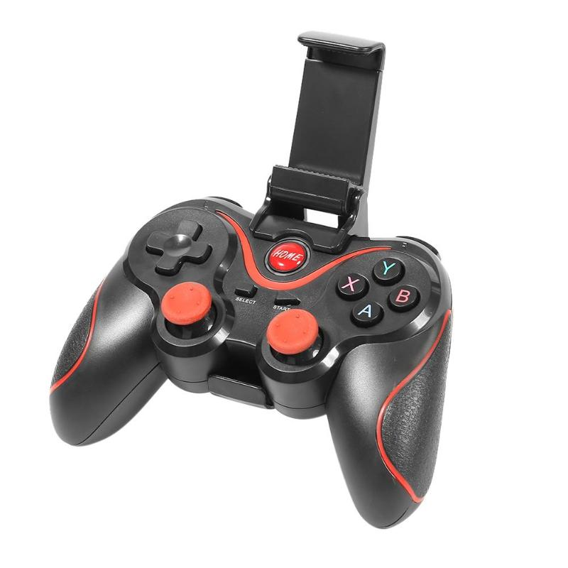 X3 Wireless Bluetooth Gamepad Remote Control Joystick &amp; Game <strong>Controller</strong>