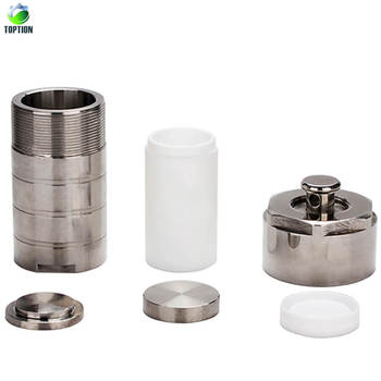 Reaction Kettle Of Hydrothermal Synthesis With High Quality Ptfe Reactor  Practical Chemistry - Buy Reaction Kettle Of Hydrothermal Synthesis With  High