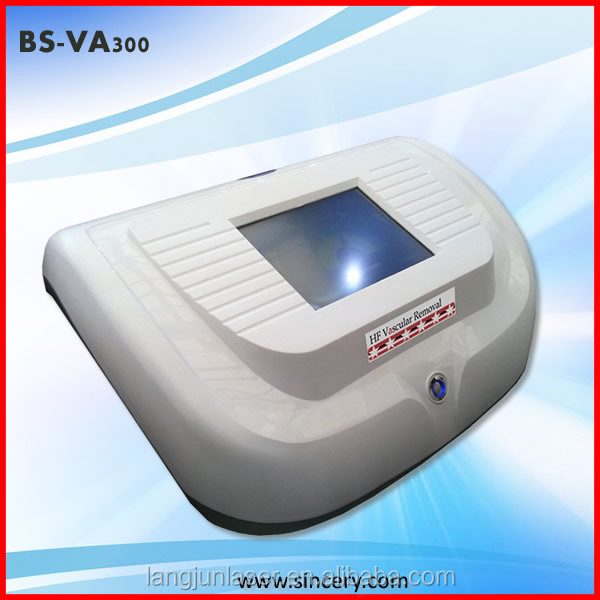 HF Vascular Removal Equipment for Skin Tags, Rosacea, Petechia