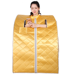 japan infrared sauna massage rooms with oxygen ion