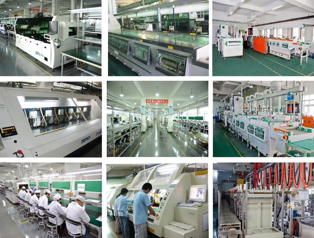 Double sided pcb suppliers pcb manufacturer europe 3w led pcb