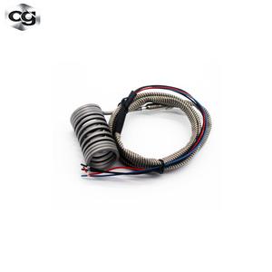 CG 12v Enail Diy Spiral Coil Heater For Winding Machine