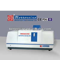 International Precision High Repeatablity CE FDA Top Sale Laser Particle Size Analyzer