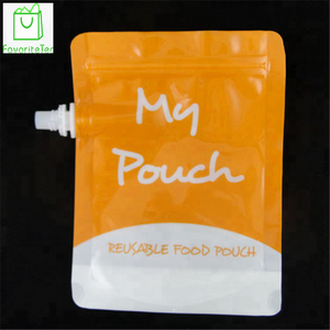 Premium Quality Doypack Stand Up Spout Pouch Capping Machine Bag