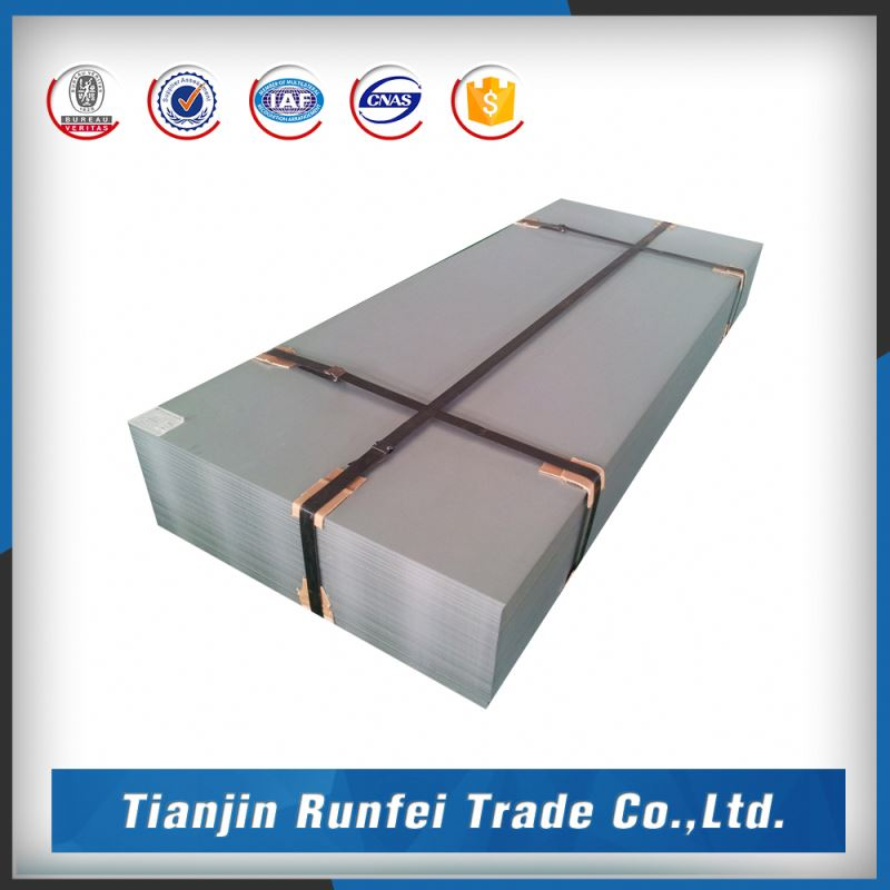 Large processing capacity standard hot sell cold rolled steel sheet mirror 2b finish