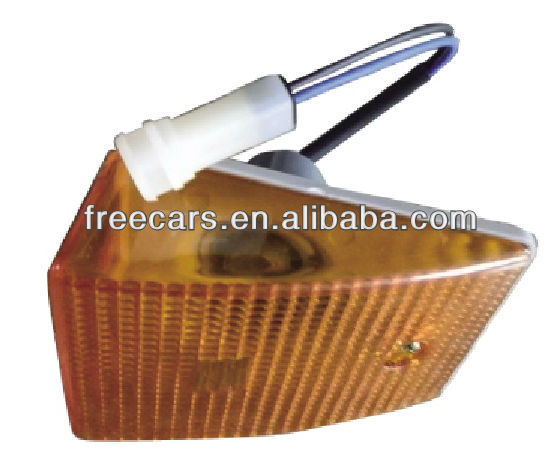 Corner lamp for Mercedes trucks Mercedez Benz spare parts Mercedes Benz parts