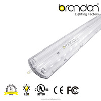 Alibaba China Supplier Water Proof 2/4Ft Fluorescent Light Fixtures UL Linear Tri-Proof Lighting