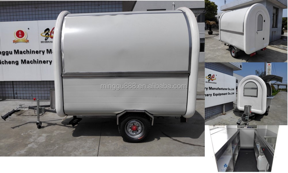 China Fast Food Car Street Catering Truck Mobile Food