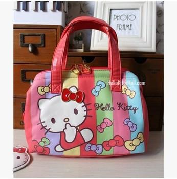 Hello Kitty Sanrio Characters Handbags