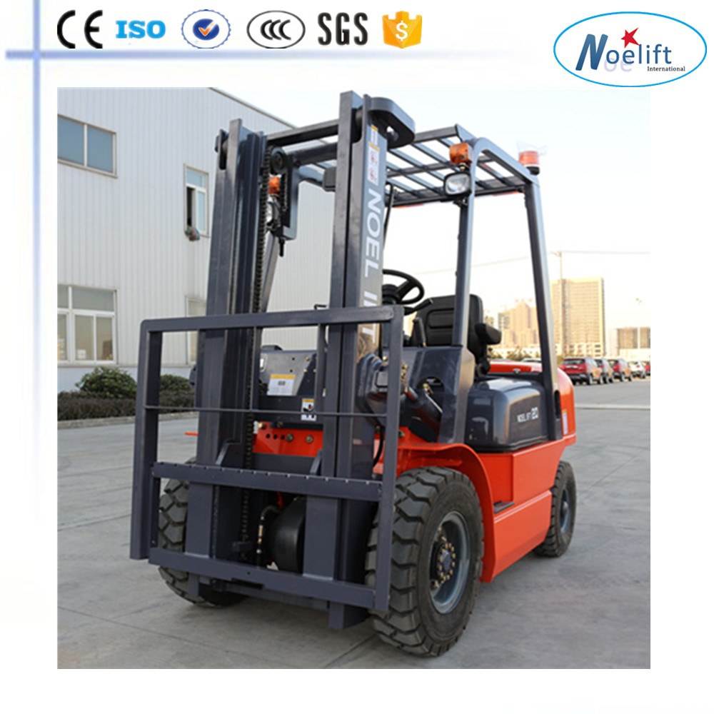 move and store materials efficiently 2.5T 2500kg diesel forklift/truck