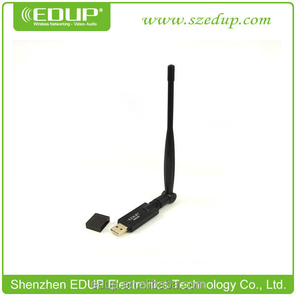 EDUP playstation network card with 300mbps 6dbi antenna good for TV