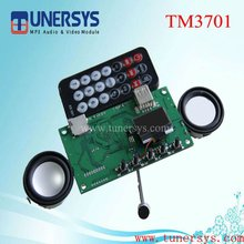 TM3701 usb audio jack adapter from China Tunersys