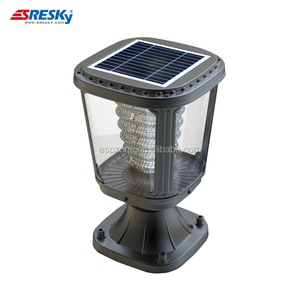 High Quality Energy Saving Led Solar Light Parts For Garden