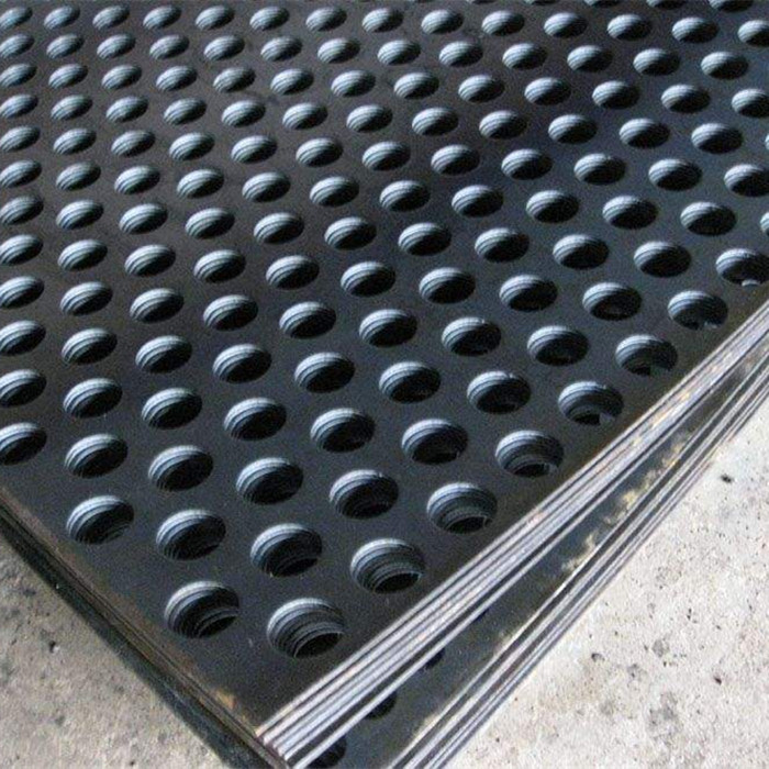 Мм 2 мм отверстие размер 304 316 нержавеющая сталь пробивая фильтр пластины (Индивидуальные)