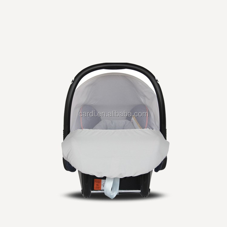 Universal Size Car Seat Bug And Sun Cover Mosquito Net Baby