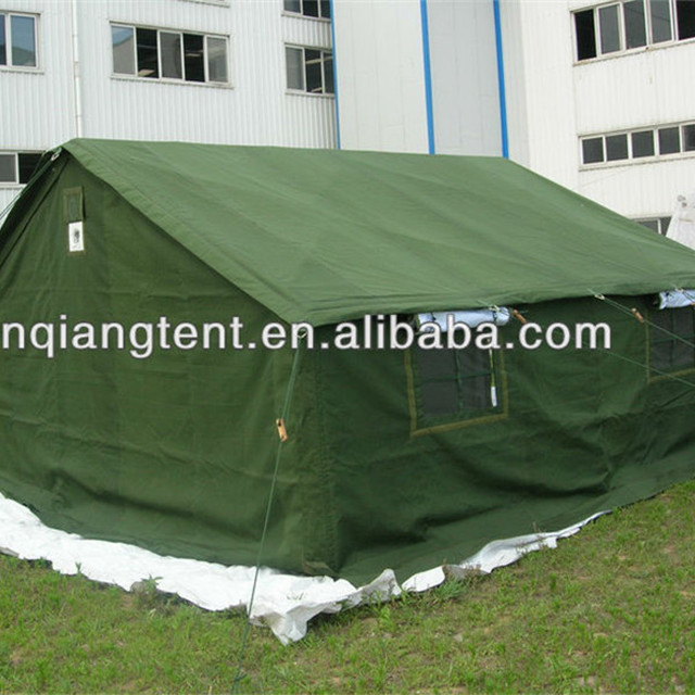 10 man large army surplus military style canvas military wall tent & Buy Cheap China military tent canvas Products Find China military ...