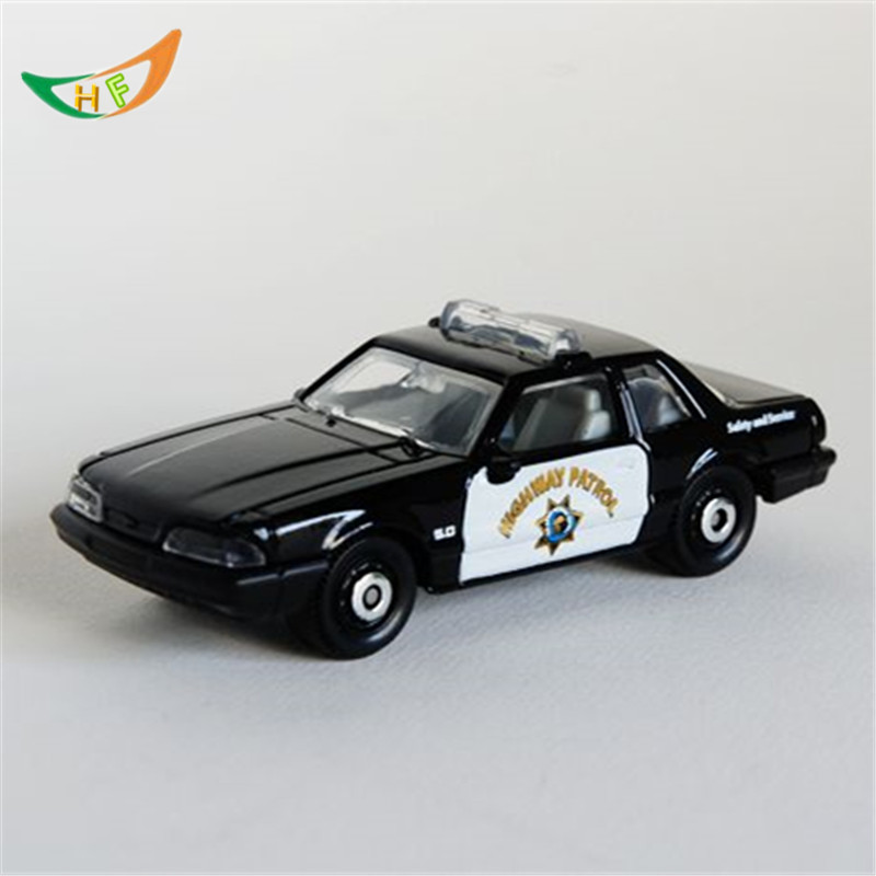 Police Sheriff Patrol Cars Drag Race: Matchbox Cars Sheriff Metal Diecast 1:64 Toy Model