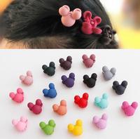 plastic plastic hair clips