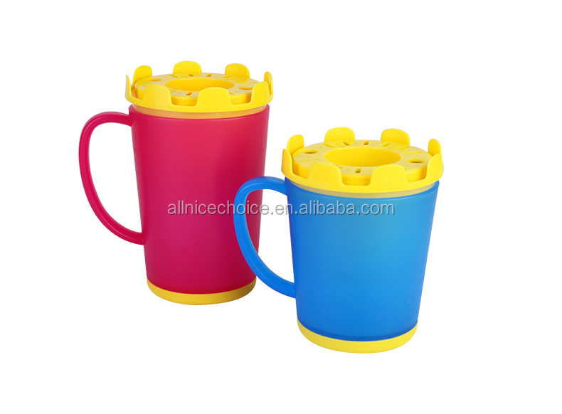2018 New Design reusable plastic cup for fruit