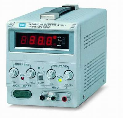 Gwinstek gps-3030d laboratorio dc power supply