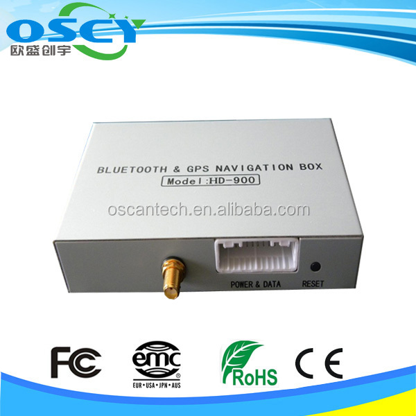 new designed Universal Car Gps Navigation Box/tv box/rgb gps box