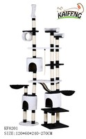 Best Popular Beautiful Inexpensive Firm Durable Detachable Cat Tree