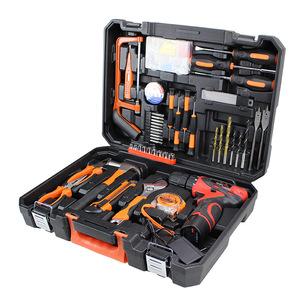 48Pcs Household Electrician Drilling Bit Hand Tool Set