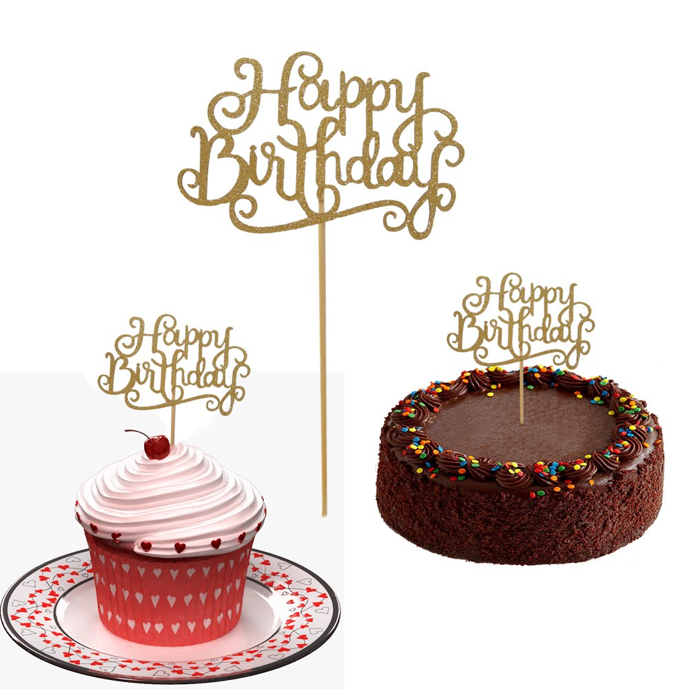 Cheap Happy Birthday Cake Toppers Find Happy Birthday Cake Toppers