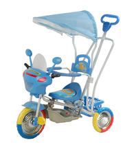 New design children tricycle for baby goods