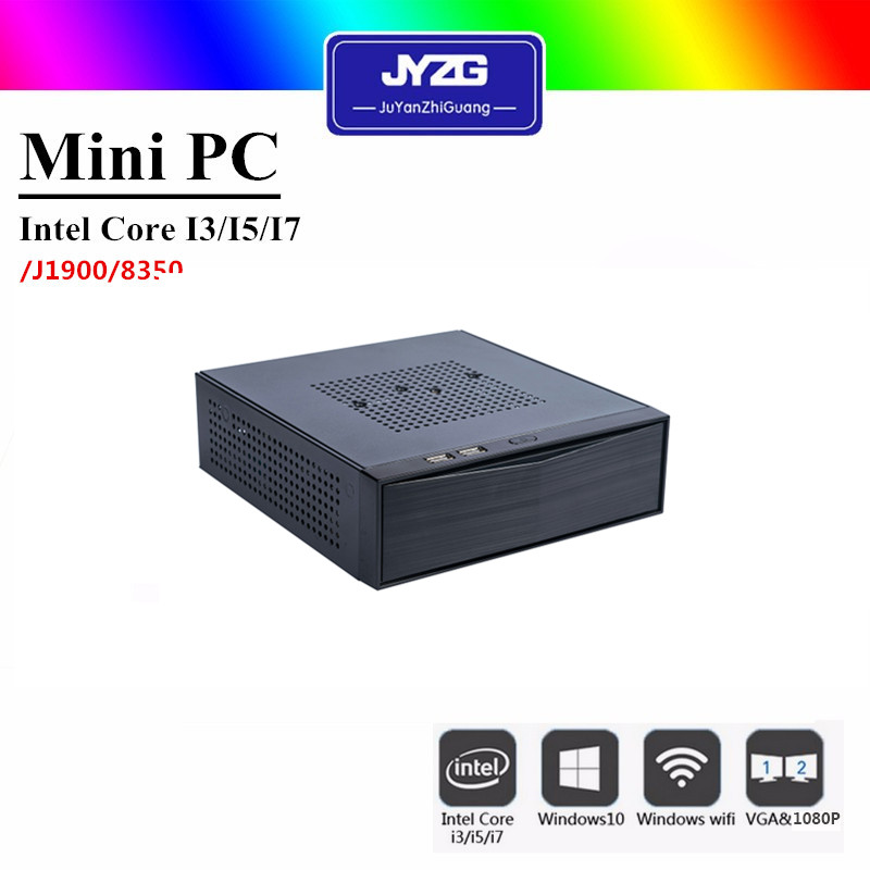 High quality Smart Android tv box 4G/64G Quad Core 1920 x 1280 dual wifi Intel MINI PC win10