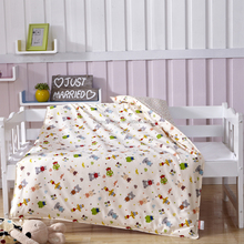 Baby 100% cotton printed bedding set/ duvet cover set