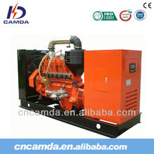 CE approved 120kW biogas generator power plant