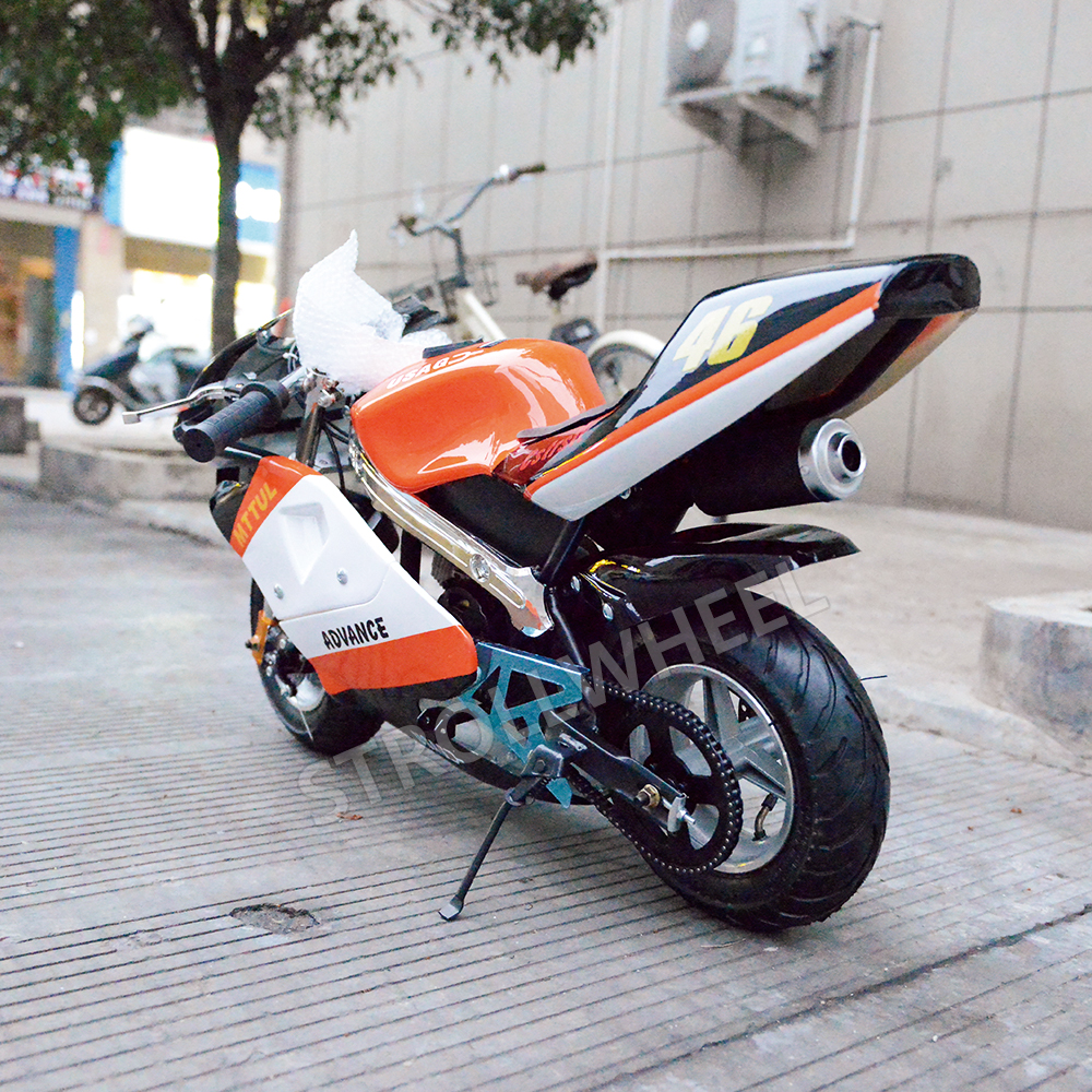 China Gasoline Pocket Bikes, China Gasoline Pocket Bikes