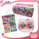 Fruit Windmill Toy Clover Hard Lollipop Candy