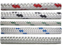 Double Braided Polyester Yacht Ropes