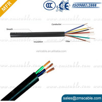 Auto Boat Marine Side Remote Control Cable for Outboard