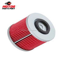 High performance wholesale motorcycle engine oil filters in china