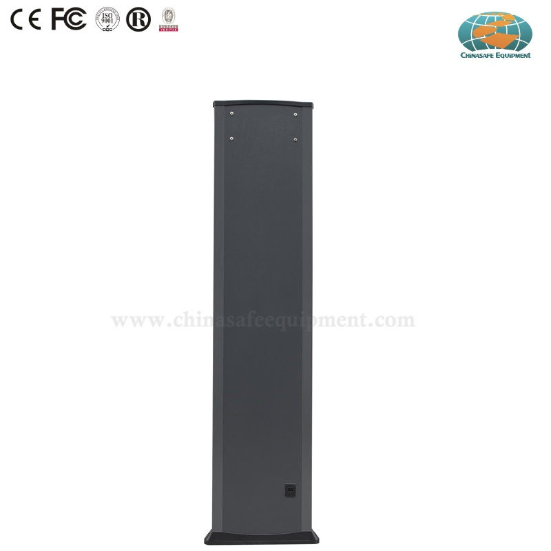 chinese security doors body metal scanner using for airport security system