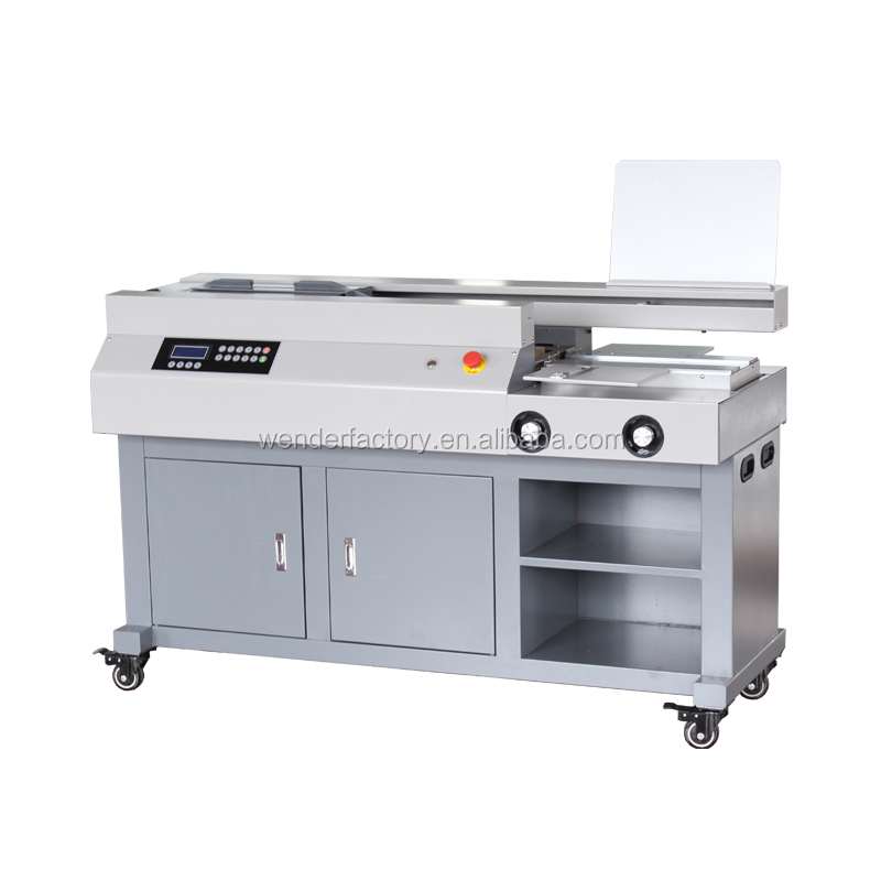 want to buy thread perfect binder machine binding machine for printing riveting tube bill binding machine