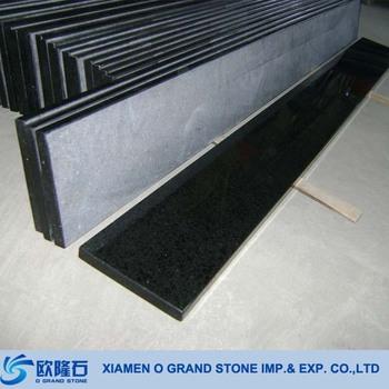 G684 Schwarz Perle Außen Granit Und Marmor Stein Fensterbank - Buy ...