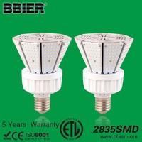 200W HPS or MH Bulbs Equivalent E40 E39 60W led outdoor lamp posts lighting retrofit