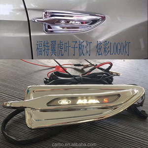 2013-2014 For Ford Kuga led side Light for Leaf plate lamp & daylight signal lamp