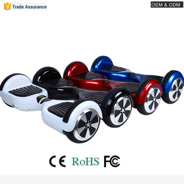 2016 New Product Self Balancing 2 Wheel Electric Scooter Hoverboard